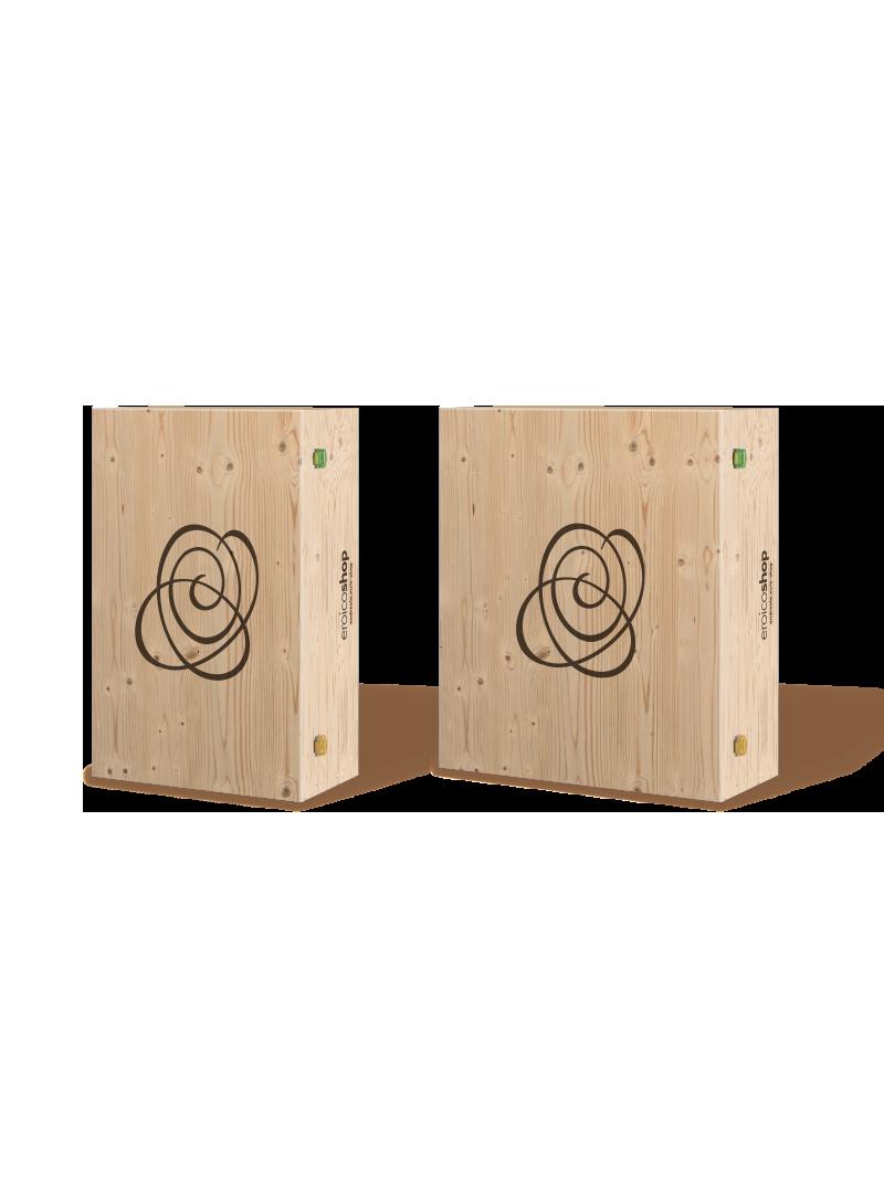 Casse in legno di pino massello Andreola